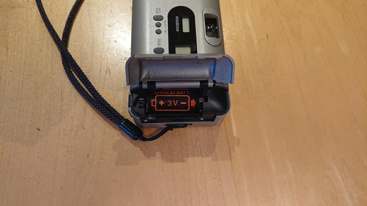 Konica コニカ BIG mini F 35mm F2.8 コンパクトフィルムカメラ_画像3