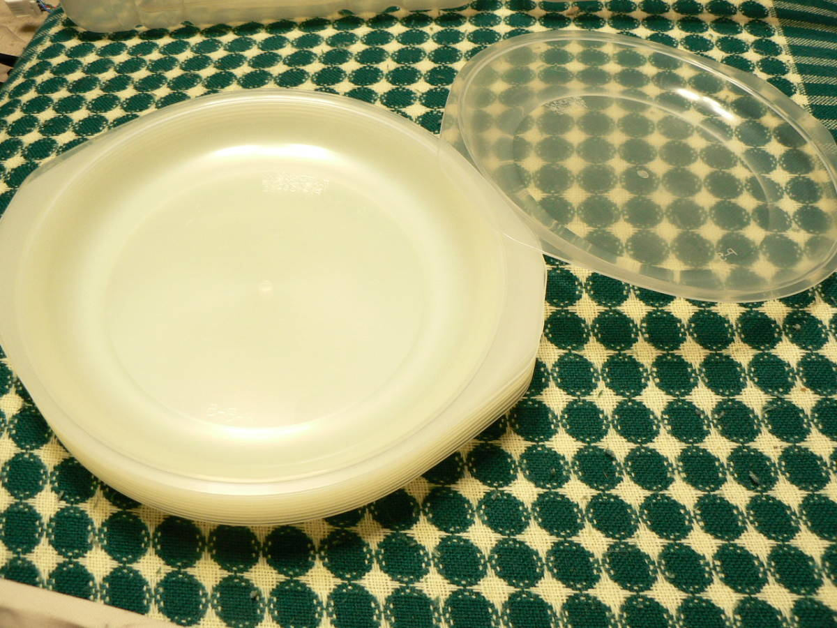 送料最安 0円:アウトドア食器セット HOLIDAY LAND (皿、コップ2種、スプーン、フォーク)6客、トング、大皿、まな板