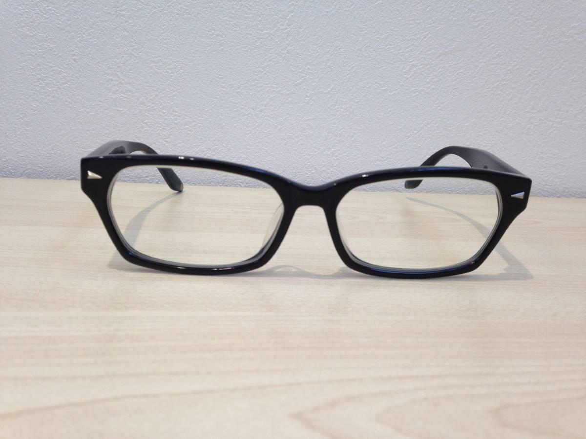 《1713》RayBan(レイバン) 眼鏡 メガネ フレーム RB5130-2000-55 ブラック ドラゴンアッシュモデル KJ ASIAN FIT_画像2