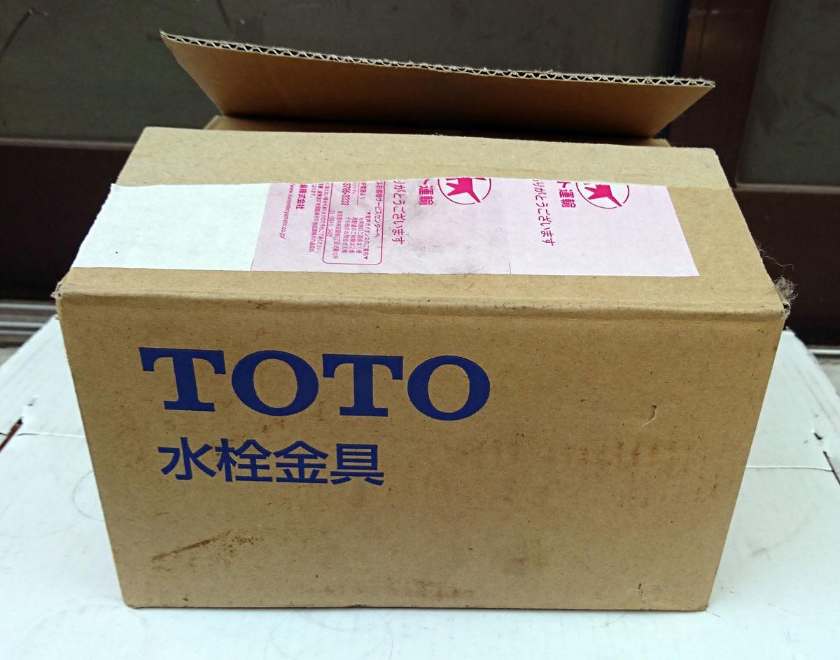 TOTO アクアオート 自動水栓 TENA40A 単水栓 未使用 開封品 訳あり品_画像2