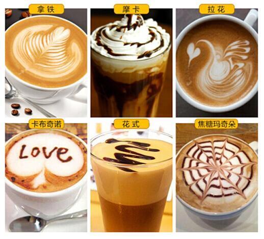 ★送料無料/注目★高性能 コーヒーメーカー 5杯 コーヒーマシーン エスプレッソ 全自動 安全 温度計 同時2杯 ステンレス ポンププレス_画像7