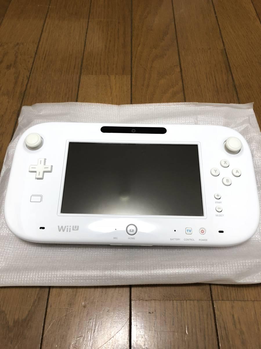 ★ほぼ新品 完品★ Wii U すぐに遊べる スポーツプレミアムセット 画面傷なし_画像3