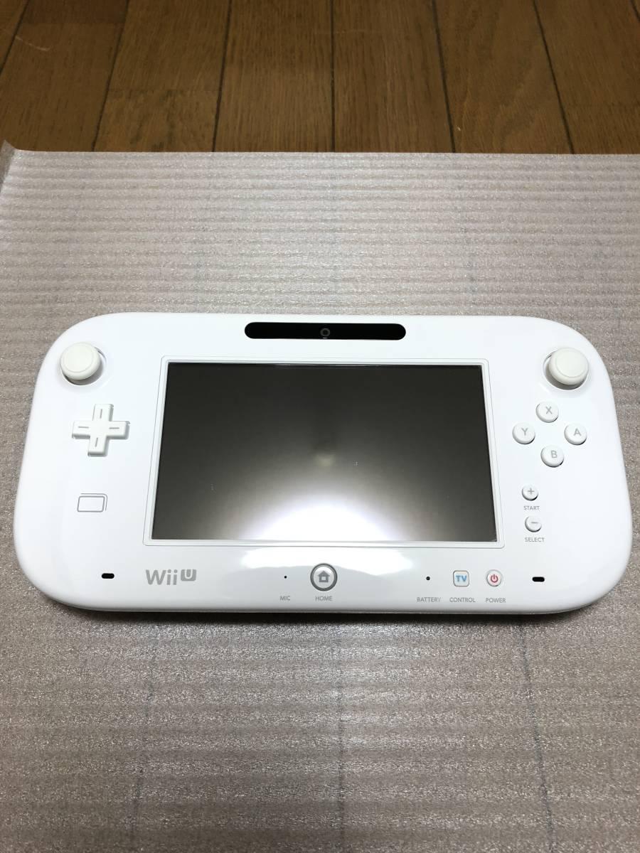 ★新品同様 完品★ Wii U マリオカート8セット 画面傷なし オマケでコントローラモーションプラス、ハンドル2個付き_画像3