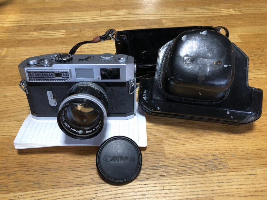 キャノン Canon モデル 7 中古