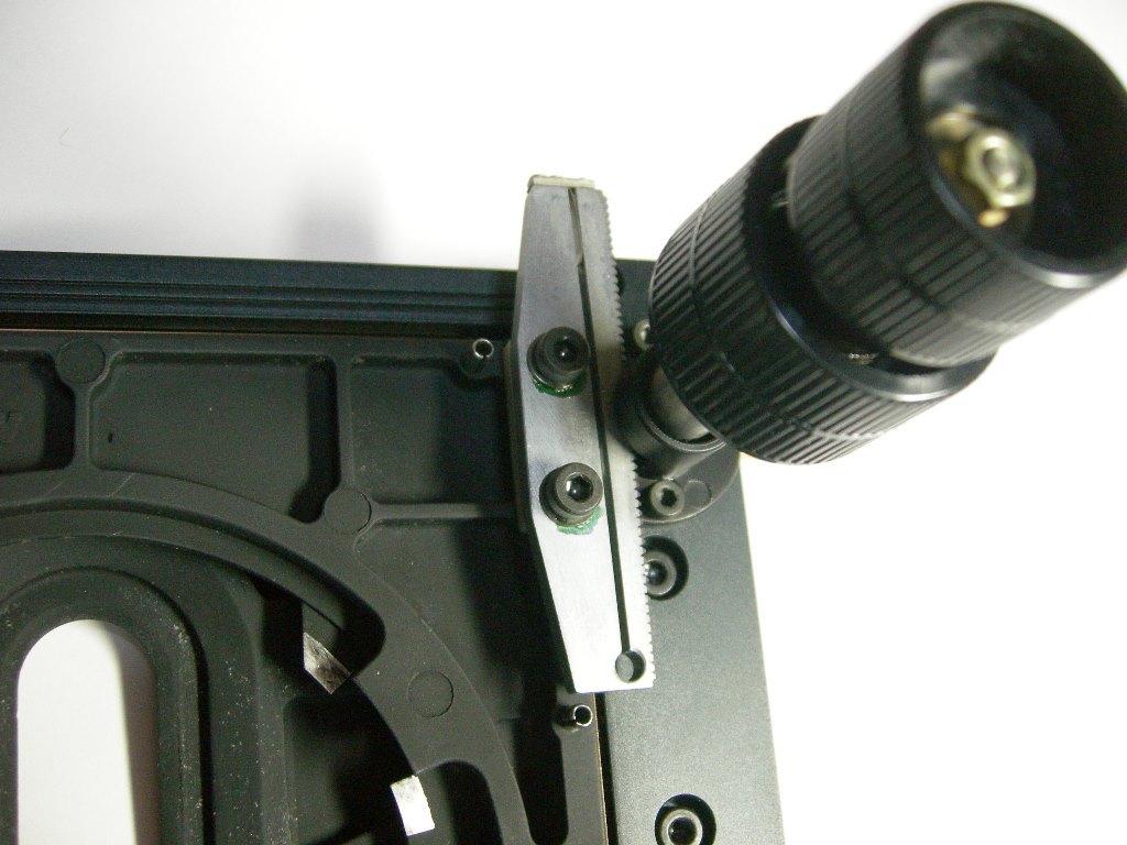 Microscope Japan 返品保証 Nikon ニコン Optiphot2 等用 XYステージ 中古 _画像3