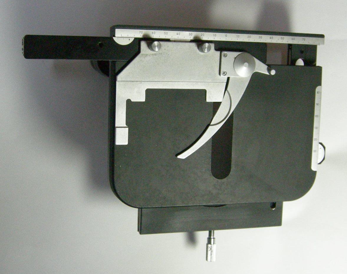 Microscope Japan 返品保証 Nikon ニコン Optiphot2 等用 XYステージ 中古 _画像6