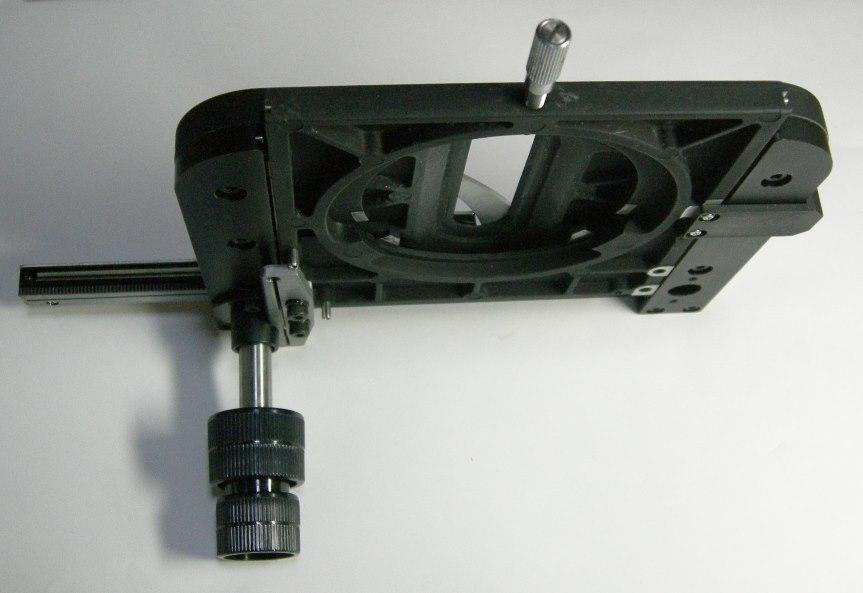 Microscope Japan 返品保証 Nikon ニコン Optiphot2 等用 XYステージ 中古 _画像5