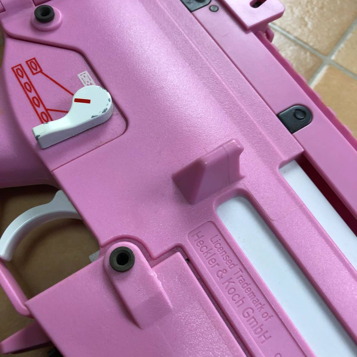 S&T G36C Competition 電動ガン Pink S&TAEG12PN  ピンク #906_画像8