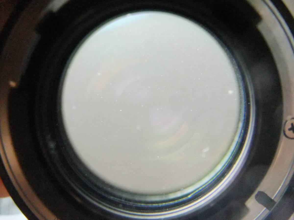【良品中古】★Nikon Ai NIKKOR 50mm F1.4 単焦点レンズ★動作品★_画像9