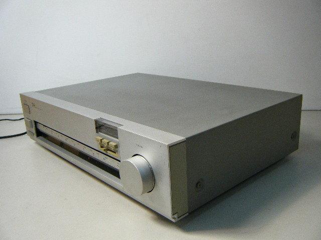 1ぬ43■動作良好 TRIO-KENWOOD トリオ KT-1100 AM-FM ステレオ チューナー_画像3