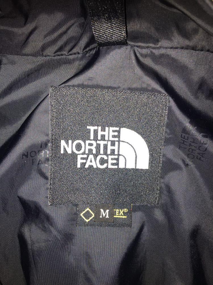 THE NORTH FACE マウンテンライトジャケット ケルプタン Mサイズ ノースフェイス_画像2