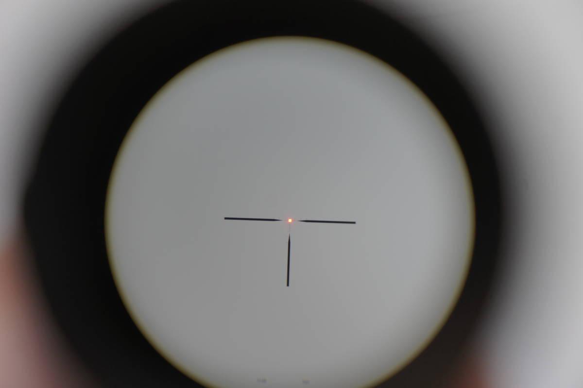 実物 官給仕様 Nightforce NXS 1-8x24mm F1 ゼロストップ MIL ナイトフォース ショートスコープ Laure ADM Trijicon Leupold KAC PVS _画像6