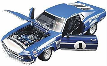 ACME 1:18 Team Shelbys #1 1969 ボス 302 トランザム ムスタング