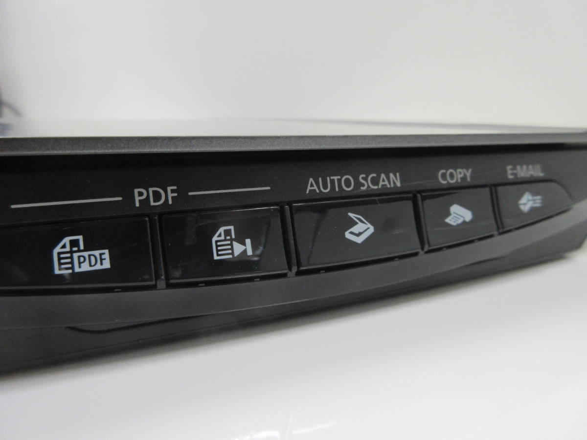 ノートパソコンに便利! 電源不要のスキャナー Canon A4フラットベットスキャナ CanoScan LiDE 210 動作確認済み 保証あり_画像4