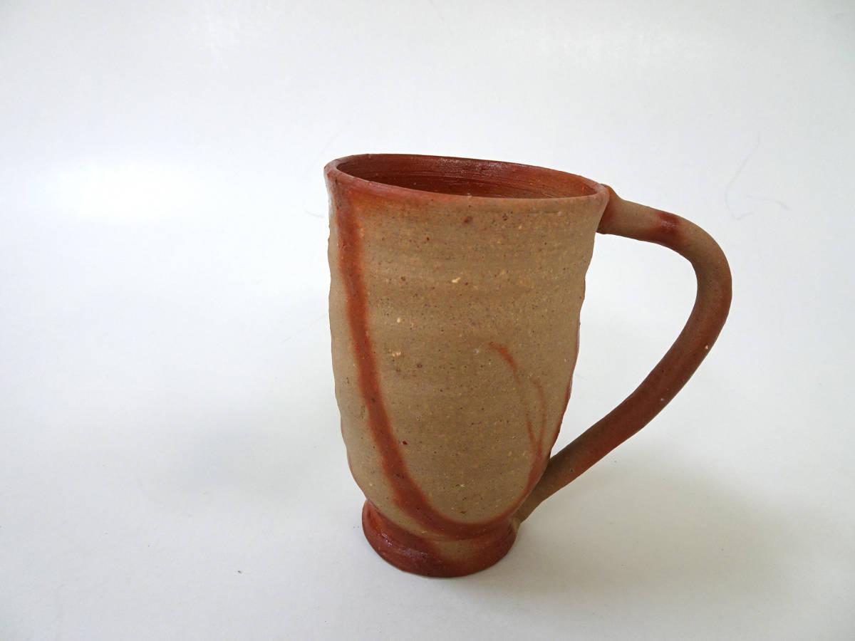 備前焼 マグカップ コーヒーカップ ティーカップ 新品 _画像2