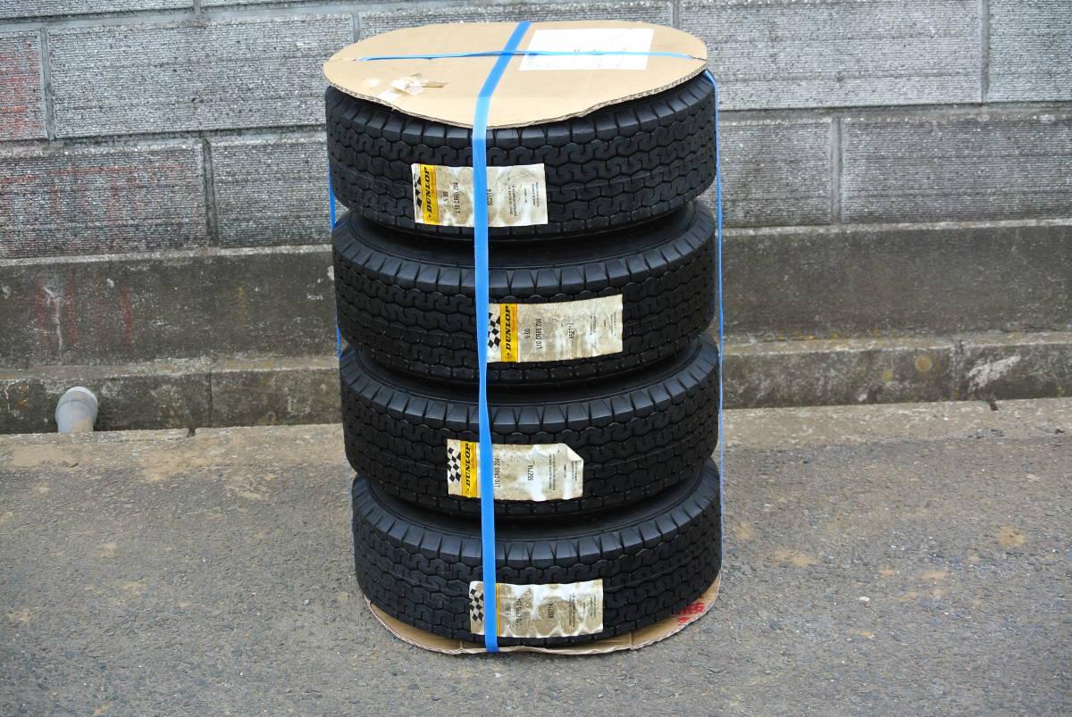ダンロップ・CR65・タイヤ・5.00-10・500L-10・4本SET・新品未使用品・DUNLOP・BMC・MINI・クラシックミニ・ローバーミニ【売り切り】_画像3