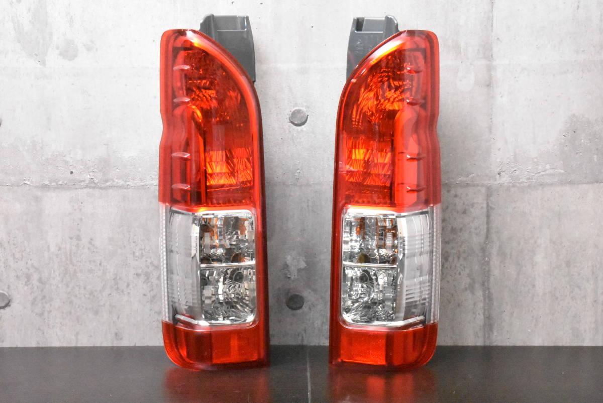 【1円~送料無料】【新車外し品】トヨタ 200系 4型 ハイエース S-GL 純正 テールライト ランプ 左右セット KOITO 26-140 即納可能 レジアス