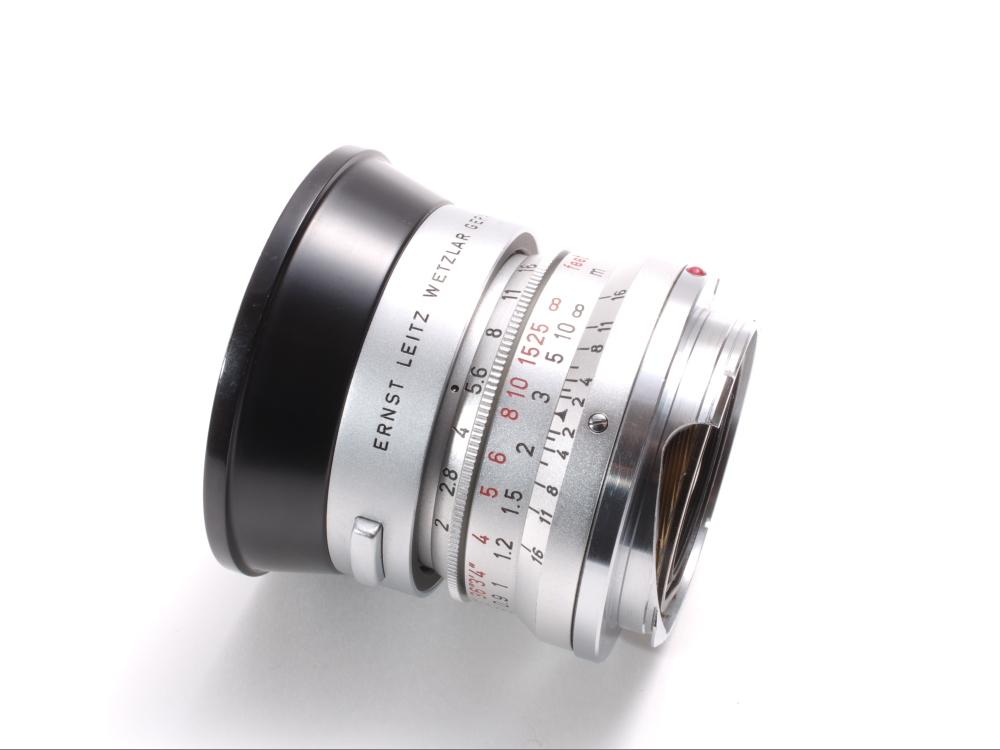 ライツ ズミクロン35mm f2 8枚玉