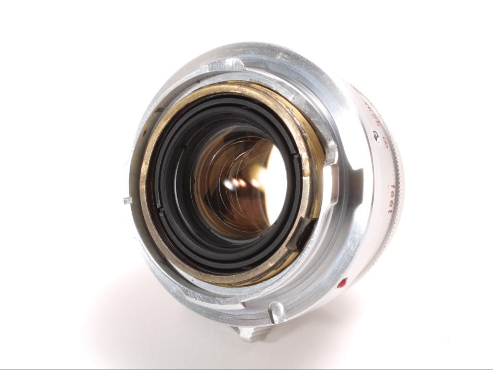 ライツ ズミクロン35mm f2 8枚玉 _画像5
