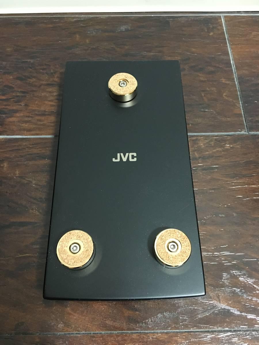 JVC EX-HR9 ウッドコーン + JVCスピーカースタンドLS-EXA3_画像9