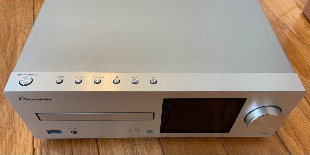 Pioneer/パイオニア ハイレゾ対応ネットワークCDレシーバー XC-HM86 現状動作品 美品