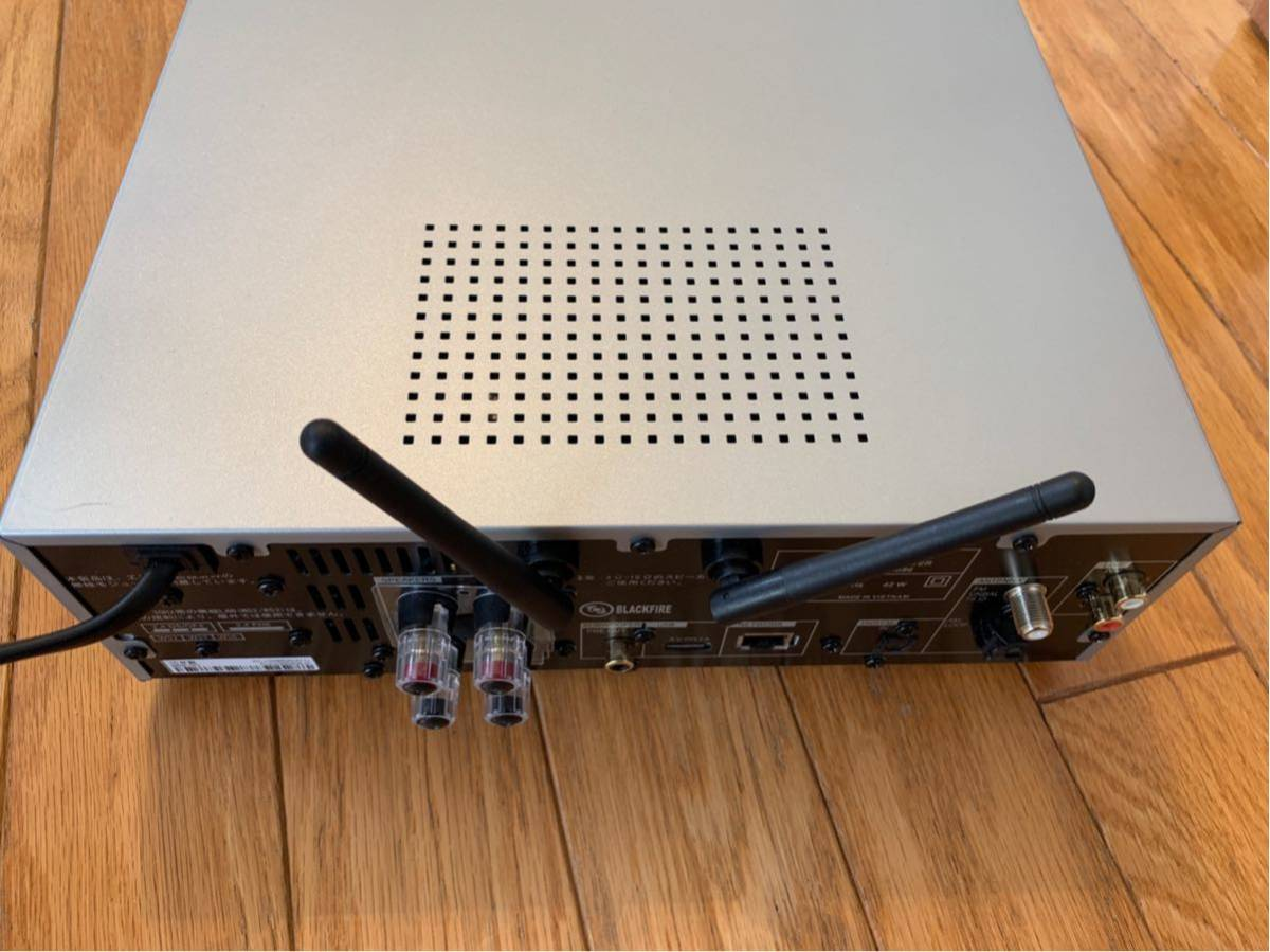 Pioneer/パイオニア ハイレゾ対応ネットワークCDレシーバー XC-HM86 現状動作品 美品_画像6