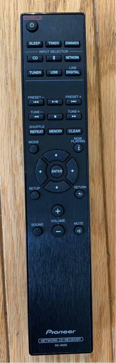 Pioneer/パイオニア ハイレゾ対応ネットワークCDレシーバー XC-HM86 現状動作品 美品_画像7