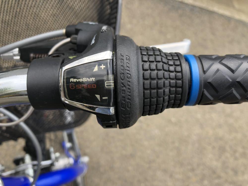 子供用自転車 22インチ パタゴニアステッカー_画像9