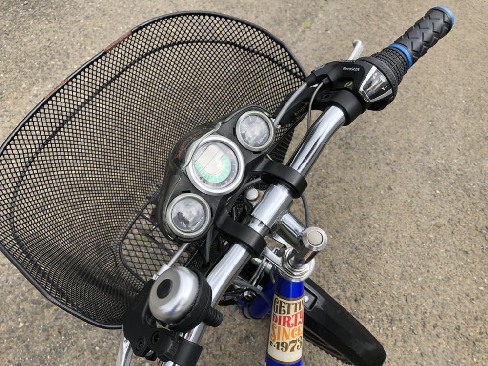 子供用自転車 22インチ パタゴニアステッカー_画像3