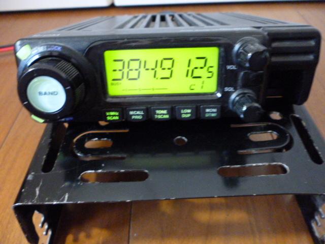訳あり格安スタート、ジャンクで アイコム 144/430MHz帯 デュアルバンド無線機 IC-208_画像5