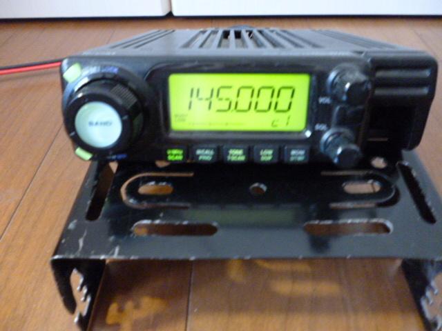 訳あり格安スタート、ジャンクで アイコム 144/430MHz帯 デュアルバンド無線機 IC-208_画像8
