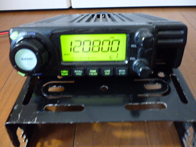 訳あり格安スタート、ジャンクで アイコム 144/430MHz帯 デュアルバンド無線機 IC-208_画像10