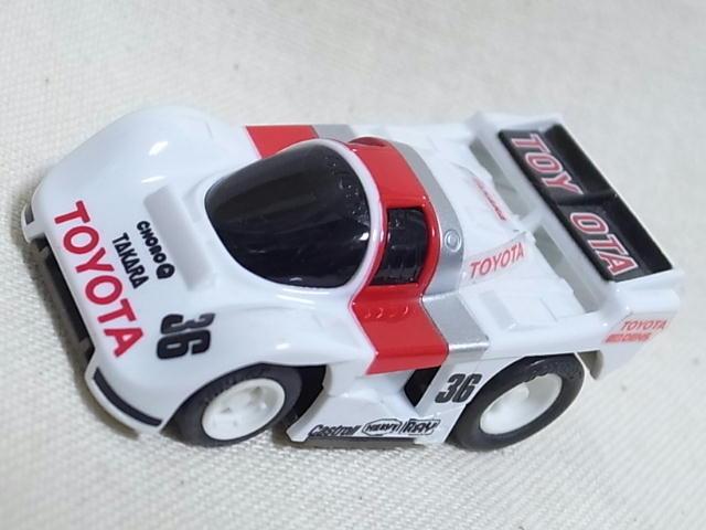 【タカラ チョロQ HG】トヨタ85C サーキットチョロQ NO.02E 日本製