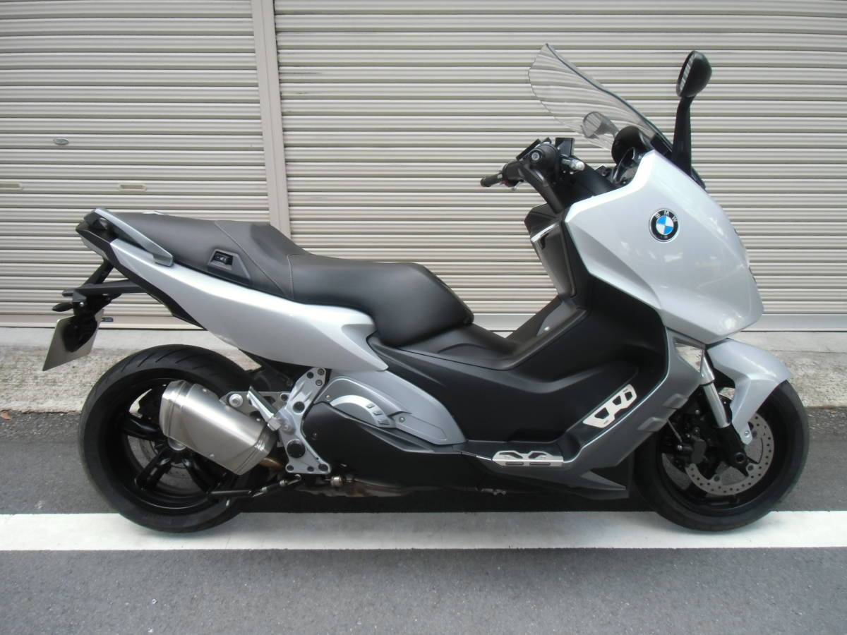 BMW C600S 令和3年5月まで車検付