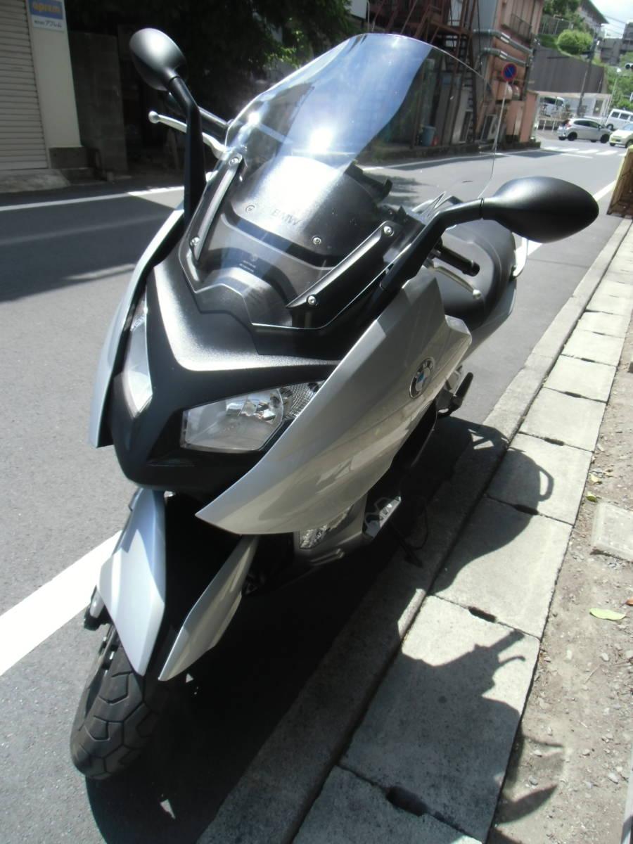 BMW C600S 令和3年5月まで車検付_画像4