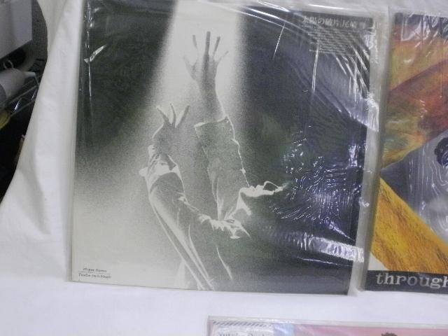 尾崎 豊 レコード 5枚 現状 中古 ¥500_画像4