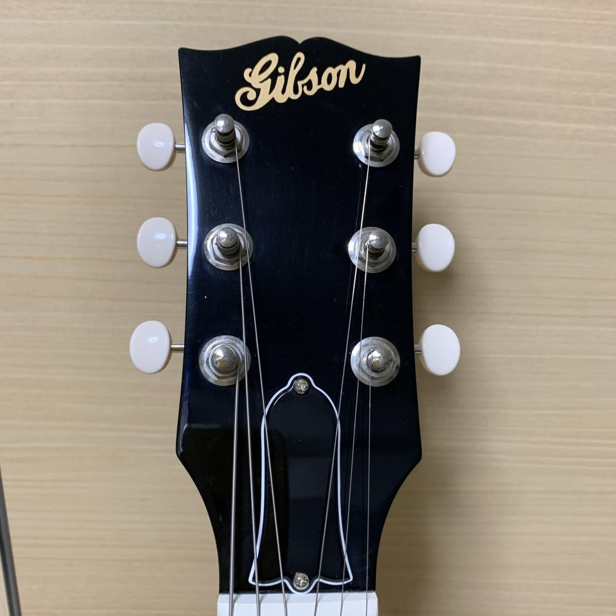 ★☆【1円スタート売り切り・即決あり】 Gibson(ギブソン)USA SG Junior 2018 Vintage Cherry☆★_画像8