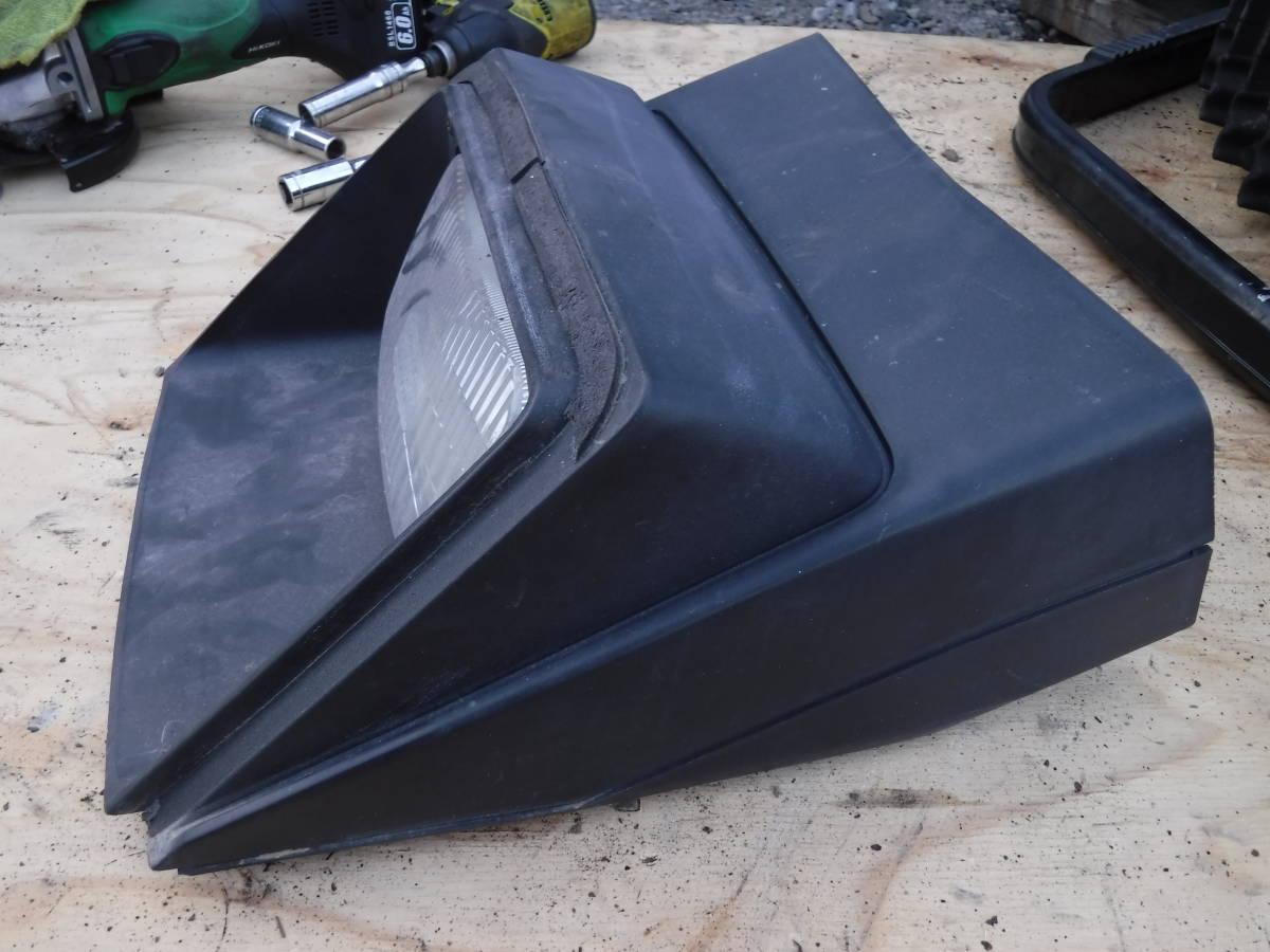 ポラリス 93 インディー XLT580 ③ ヘッドライト_画像2