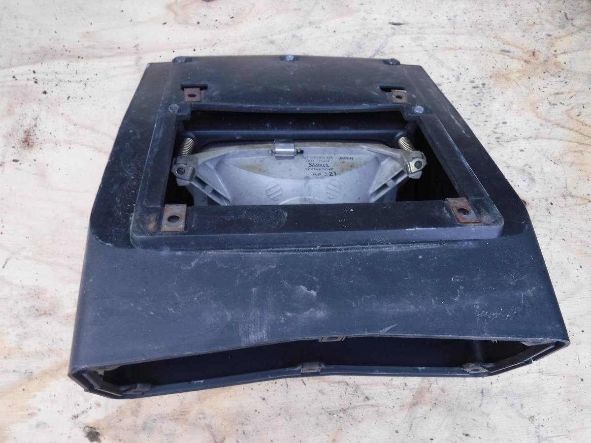 ポラリス 93 インディー XLT580 ③ ヘッドライト_画像5