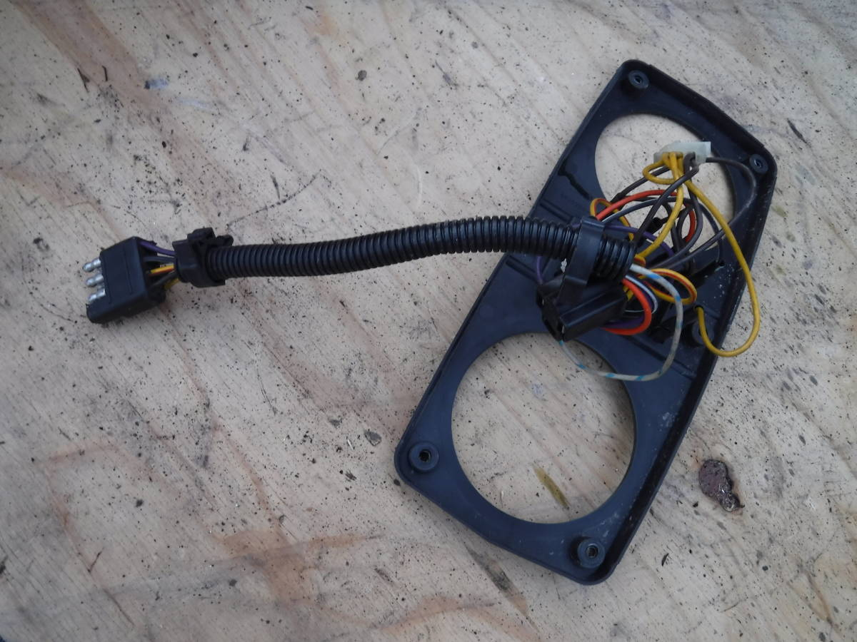 ポラリス 93 インディー XLT580 ③ メーター枠 パネル 警告ランプ  sks_画像3