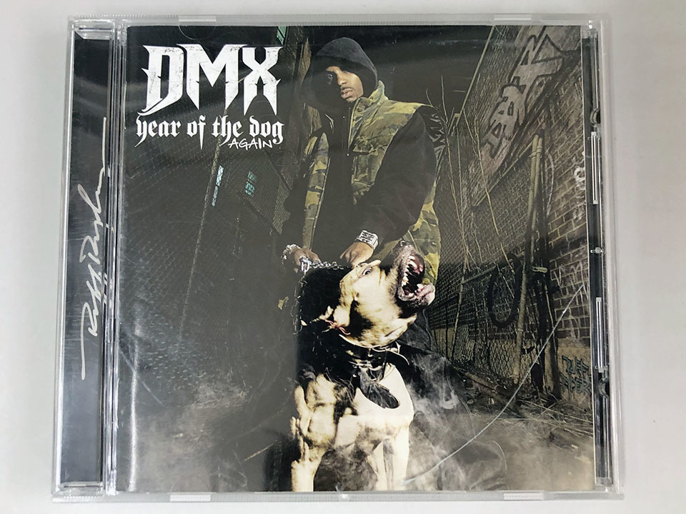 ☆【CD】DMX / YEAR OF THE DOG