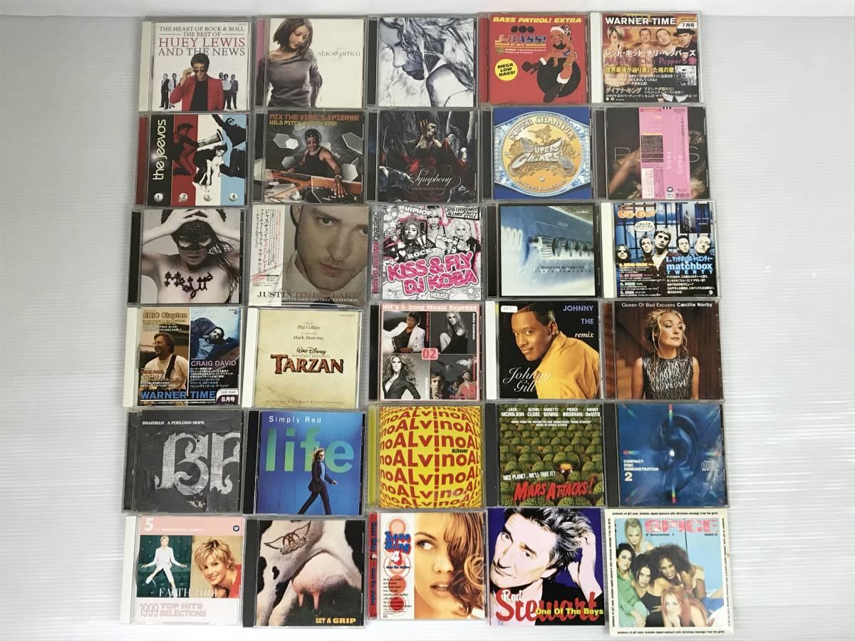 洋楽 110本 セット CD ダブりなし まとめて いろいろ 大量 処分 転売 せどり 音楽 DJ ダンス BGM アルバム 音楽 海外 1円スタート