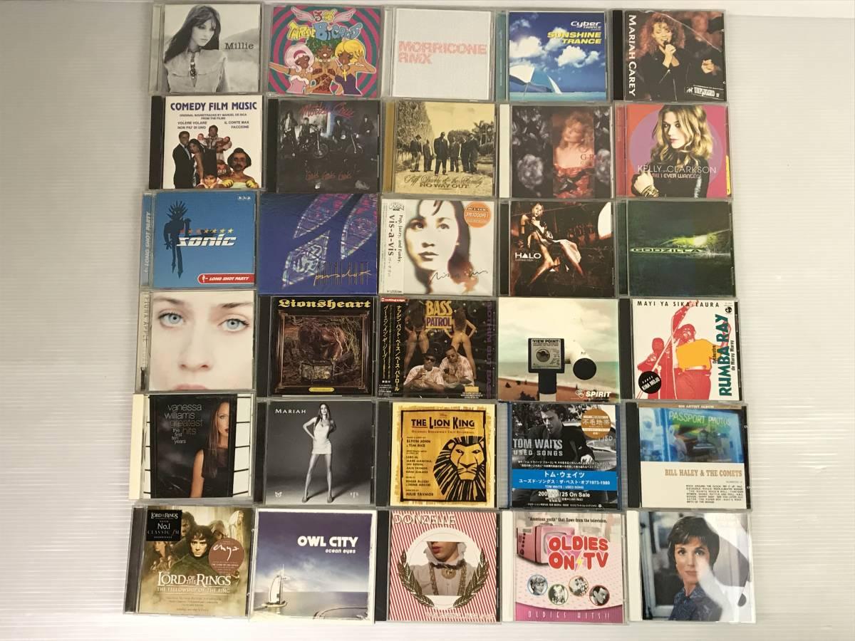 洋楽 110本 セット CD ダブりなし まとめて いろいろ 大量 処分 転売 せどり 音楽 DJ ダンス BGM アルバム 音楽 海外 1円スタート_画像2