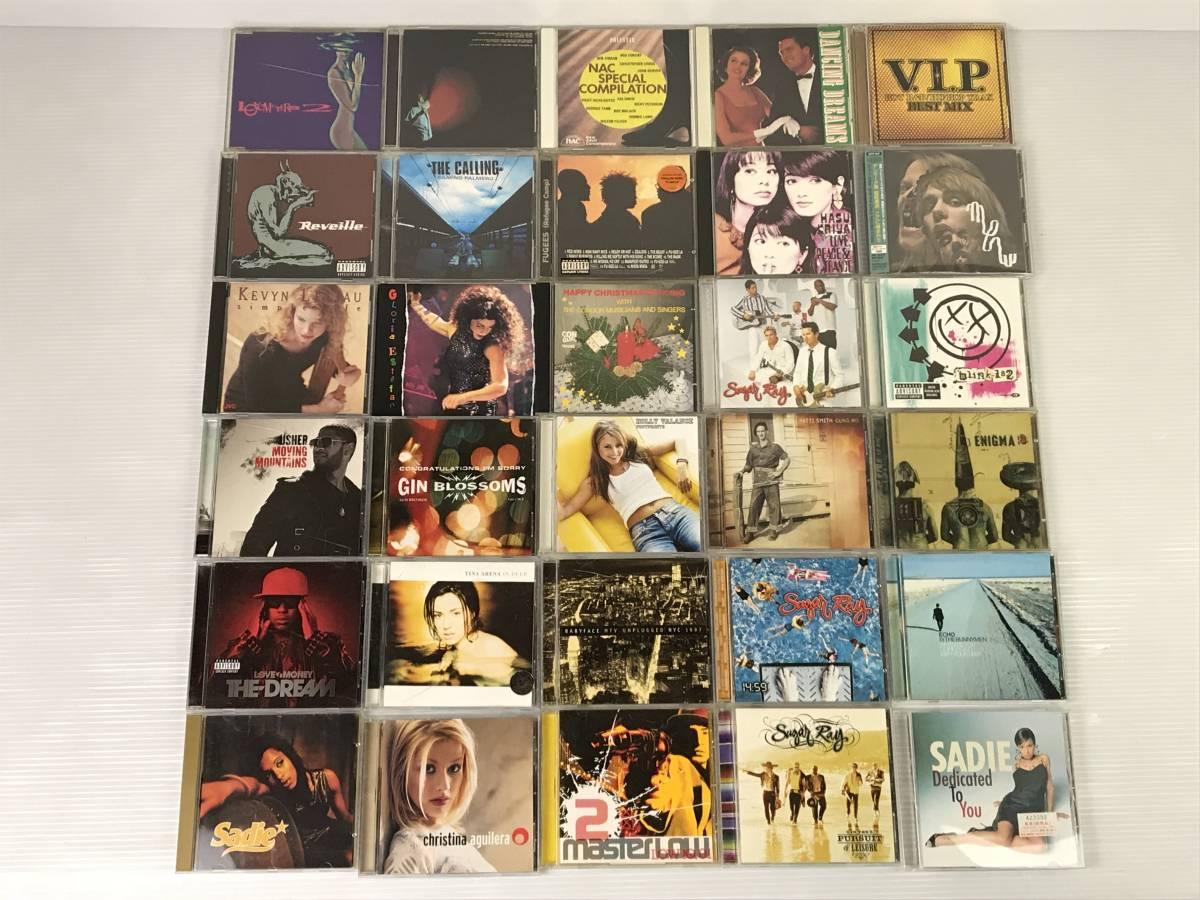 洋楽 110本 セット CD ダブりなし まとめて いろいろ 大量 処分 転売 せどり 音楽 DJ ダンス BGM アルバム 音楽 海外 1円スタート_画像3