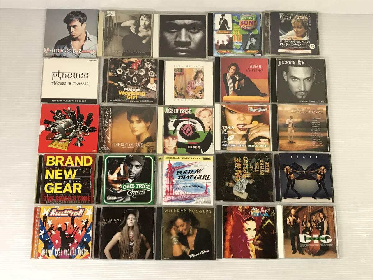 洋楽 110本 セット CD ダブりなし まとめて いろいろ 大量 処分 転売 せどり 音楽 DJ ダンス BGM アルバム 音楽 海外 1円スタート_画像4