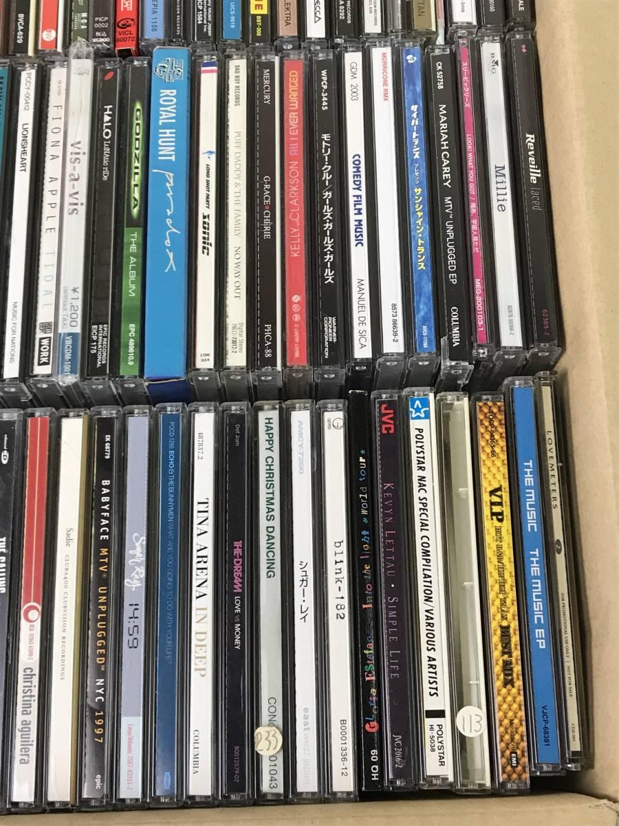 洋楽 110本 セット CD ダブりなし まとめて いろいろ 大量 処分 転売 せどり 音楽 DJ ダンス BGM アルバム 音楽 海外 1円スタート_画像7