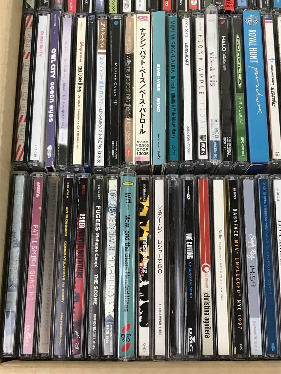 洋楽 110本 セット CD ダブりなし まとめて いろいろ 大量 処分 転売 せどり 音楽 DJ ダンス BGM アルバム 音楽 海外 1円スタート_画像6
