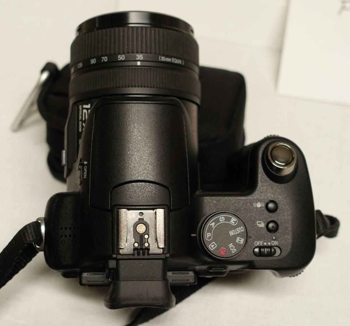 パナソニック デジタルカメラ LUMIX FZ50 美品 完動品 動作保証 動作不良は返品可 惚れ込む性能 (検 sony RX100 HX100vと似た機能_画像8