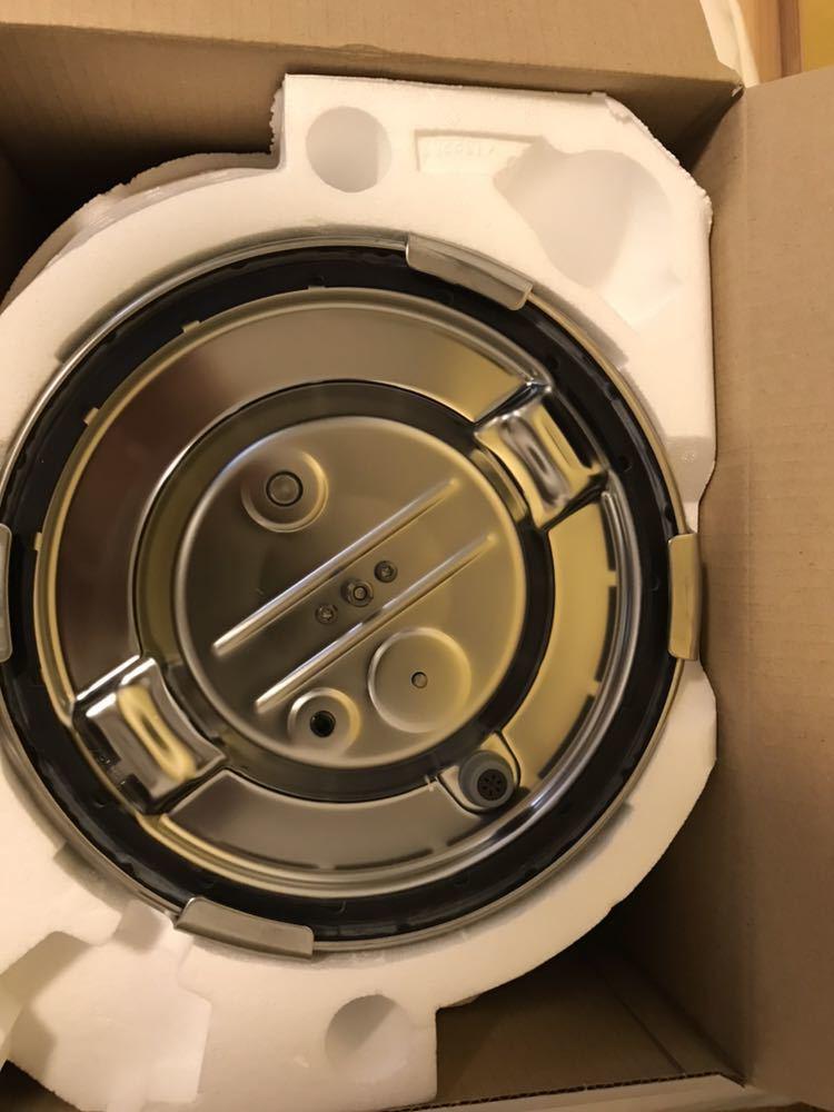 クリプソアーチタイマー ティファール 6L T-fal 圧力鍋 P4400732_画像2