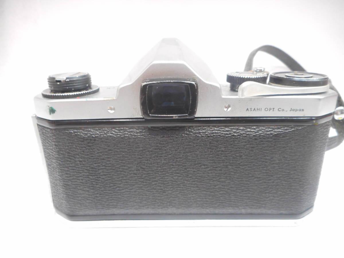 ◇一眼レフ カメラ ASAHI PENTAX S2 レンズ Auto-TAKUMAR 1:2/55mm Asahi Opt アサヒ ペンタックス タクマー ◇_画像6